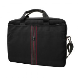 2018, Black, Ferrari Urban Laptopbag