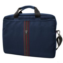 2018, Blue, 38x28x10 cm, Ferrari Urban Notebook Bag