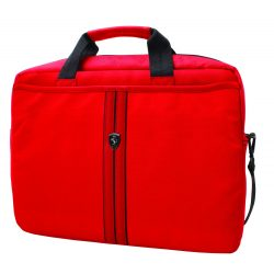 2018, Red, Ferrari Urban Laptopbag