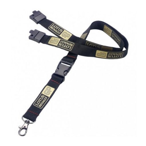 Lotus F1 Keychain, Black, 2013 - FansBRANDS