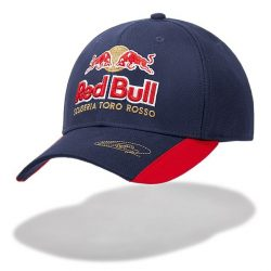 2017, Blue, Adult, STR Kvyat Baseball Cap