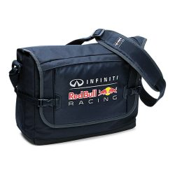 2015, Blue, 42x35x13 cm, Red Bull Team Messenger Bag