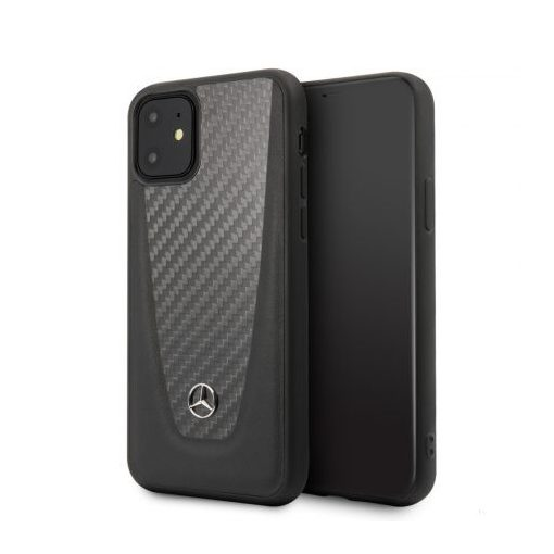 Mercedes Carbon iPhone 11 Case, Black, 2020 - FansBRANDS
