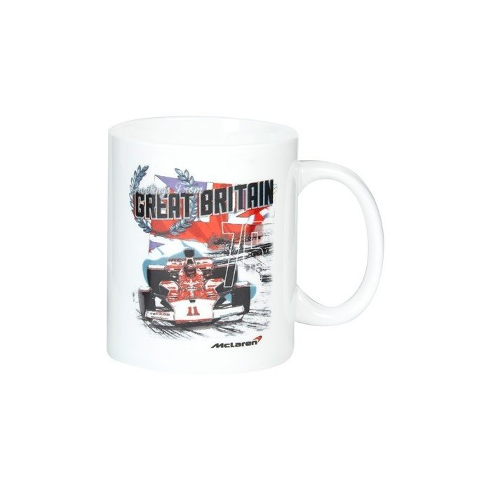 2017, White, 300 ml, MCL Brit mug