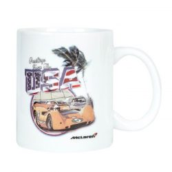 2017, White, 300 ml, MCL USA mug