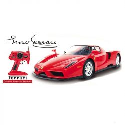 2018, Red, 1:10, Ferrari Ferrari Enzo Model Car