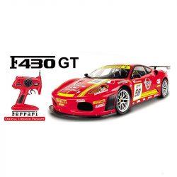 2018, Red, 1:10, Ferrari Ferrari F430 GT Model Car