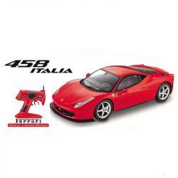 2018, Red, 1:10, Ferrari Ferrari 458 Italia Model Car