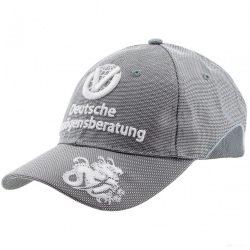 2010, Grey, Adult,  Schumacher Baseball Cap