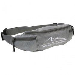 2015, Grey, Scumacher Logo Waist Bag