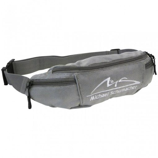 2015, Grey, Scumacher Logo Waist Bag
