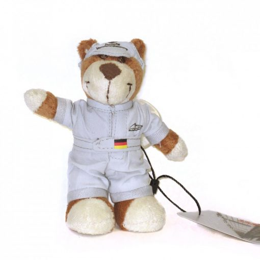 Schumacher  plush Teddy , Grey, 2015 - FansBRANDS