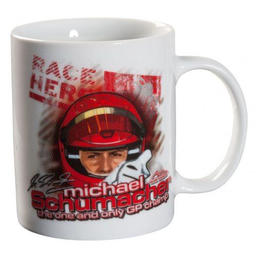 Schumacher Challenge Mug, White, 2015 - FansBRANDS
