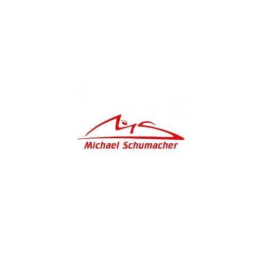 2015, Red, Schumacher Logo sticker