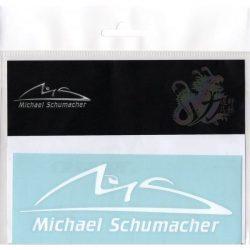 2015, White, Schumacher Logo sticker