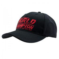 2018, Black, Adult, Schumacher World Champion Baseball Cap