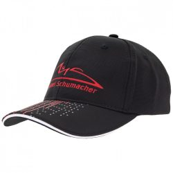2018, Red, Adult, Schumacher Speedline Baseball Cap