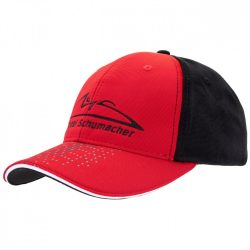 2018, Red, Adult,  Schumacher Speedline Baseball Cap