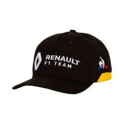 2019, Yellow, Adult, Renault Team Baseball Cap