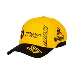 2019, Yellow, Kids, Renault Nico Hülkenberg Baseball Cap