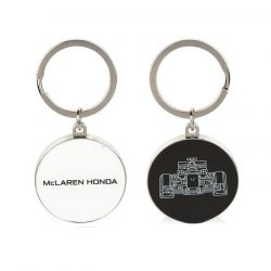 2015, Black, MCL  Team Keyring