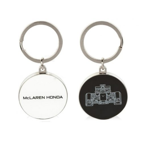 MCL  Team Keychain, Black, 2015 - FansBRANDS
