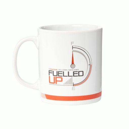 MCL Fuelled Up Mug, White, 2013 - FansBRANDS