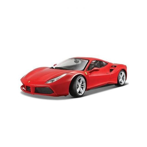 Ferrari Ferrari 488 GTB Model car, Red, 2018 - FansBRANDS
