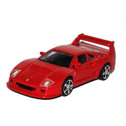 2018, Red, 1:43, Ferrari Ferrari F40 Model car