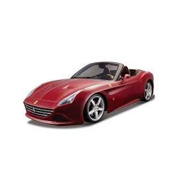 2018, Red, 1:43, Ferrari Ferrari California Model car