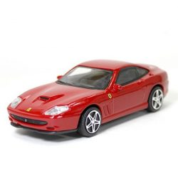 2018, Red, 1:43, Ferrari Ferrari 550 Maranello Model car