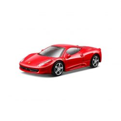 2018, Red, 1:43, Ferrari Ferrari 458 Italia Model car