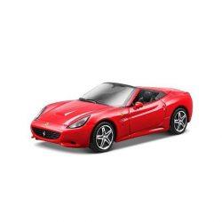 2018, Red, 1:43, Ferrari Ferrari California Convertible Model car