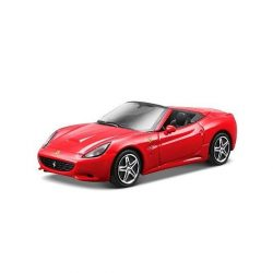 2018, Red, 1:43, Ferrari Ferrari California Convertible Model car