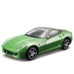 2018, Green, 1:43, Ferrari Ferrari 599 HY-KERS Model car