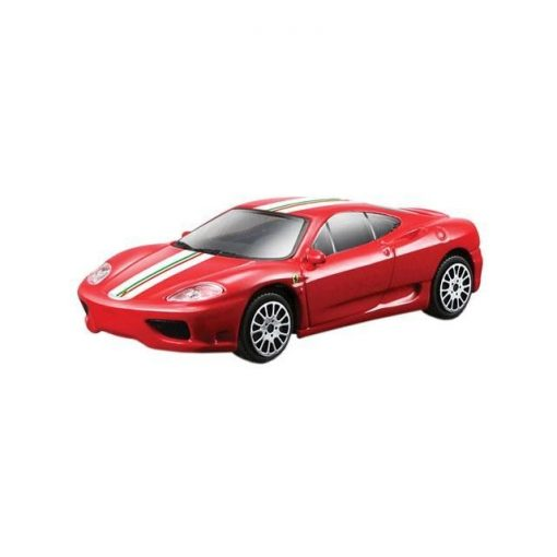 2018, Red, 1:43, Ferrari Ferrari Challenge Stradale Model car