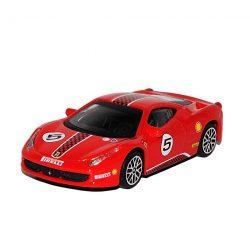 2018, Red, 1:43, Ferrari Ferrari 458 Challenge Model car