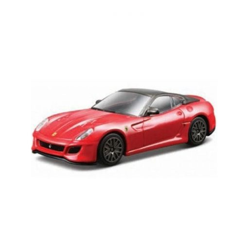 2018, Red, 1:43, Ferrari Ferrari 599 GTO Model car