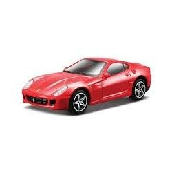 2018, Red, 1:43, Ferrari Ferrari 599 GTB Fiorano Model car