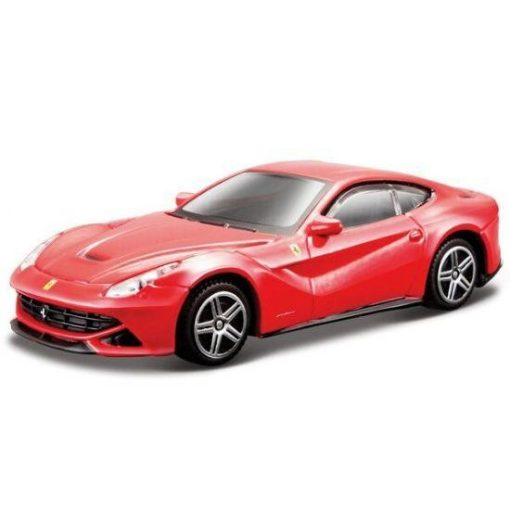 Ferrari Ferrari F12 Berlinetta Model car, Red, 2018 - FansBRANDS