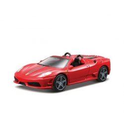 2018, Red, 1:43, Ferrari Ferrari Scuderia Spider M16 Model car