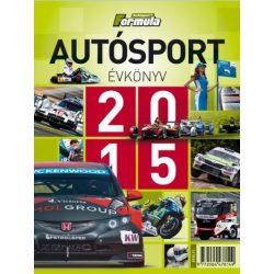 Autósport Évkönyv 2015 - Könyv