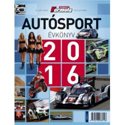 Autósport Évkönyv 2016 - Könyv