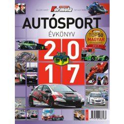 Autósport Évkönyv 2017 - Könyv