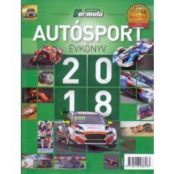 Autósport Évkönyv 2018 - Könyv