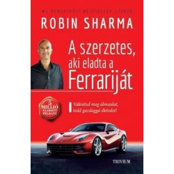 A szerzetes, aki eladta a Ferrariját - Könyv