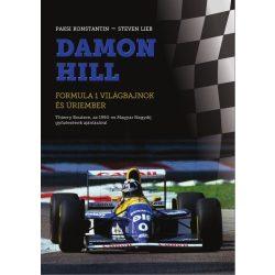 Damon Hill - Formula 1 világbajnok és úrimember - Könyv