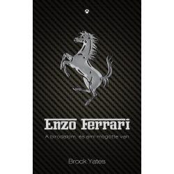 Enzo Ferrari - A birodalom, és ami mögötte van - Könyv