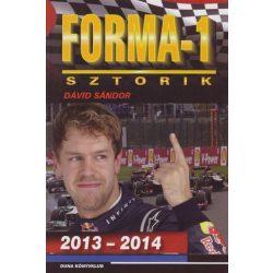 Forma 1 Sztorik 2013-2014 - Könyv