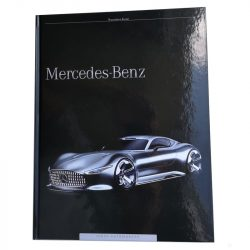 Mercedes-Benz Híres Autómárkák - Könyv